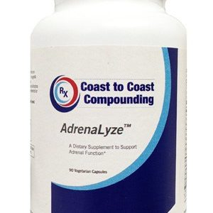 AdrenaLyze supplement bottle